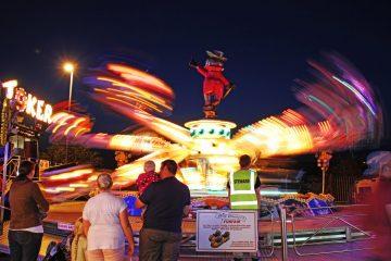 All the fun of Neath September Fair